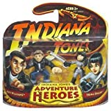 Indiana Jones Adventure Heroes - Mutt Williams and