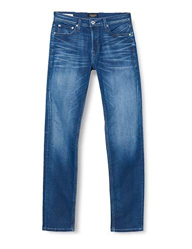 JACK & JONES Herren Jjimike Jjoriginal Jos 497 I.k Noos Jeans, Blau (Blue Denim), 34W 36L EU