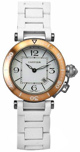 Cartier Pasha W3140001 - Reloj de Pulsera para Mujer