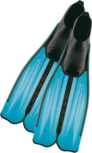 Cressi Unisex Flossen Rondinella, aquamarine, 39/40, CA186339