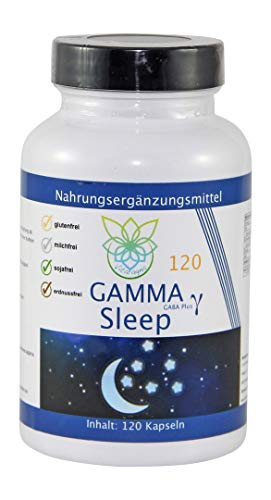 VITARAGNA Gamma Sleep GABA 120 Kapseln mit Gamma-Aminobuttersäure, rezeptfrei