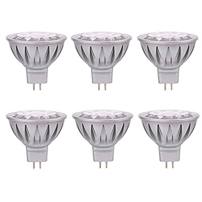 ALIDE MR16 LED Bulbs 7W Replace 50W Halogen,12V Low Voltage