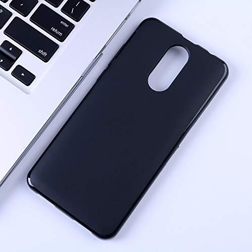 Easbuy Handy Hülle Soft TPU Silikon Hülle Etui Tasche für Cubot Nova Smartphone Bumper Back Cover Handytasche Handyhülle Schutzhülle