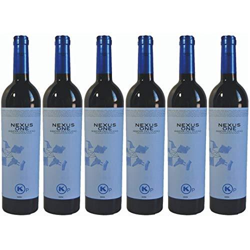 Nexus Vino Tinto One Kosher - 6 Botellas - 4500 ml
