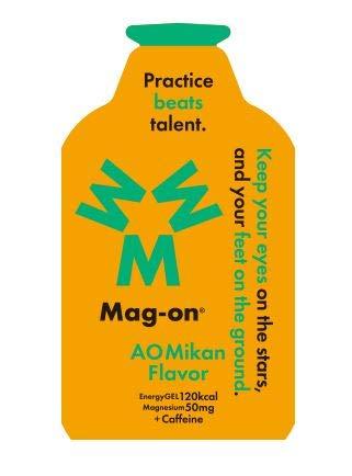 【Mag-on】マグオン エナジージェル 青みかん1個