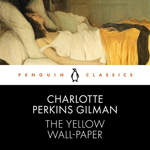 The Yellow Wall-Paper cover art