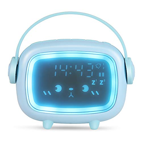 despertador para niños de la marca KKUYI