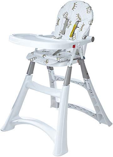 Cadeira de Refeição Alta Premium, Galzerano, Real, Até 15 kg
