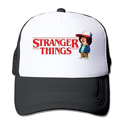 LUPNZ AKANT Stranger Things Adjustable Mesh Trunk Hat For