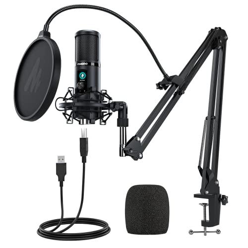 Maono -  Usb Mikrofon Set,