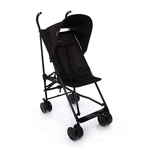 Carrinho de Bebê Umbrella Quick Voyage – Preto