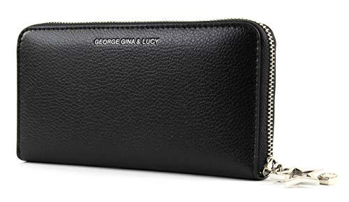 George Gina & Lucy Let Her Wallet Girlsroule Black