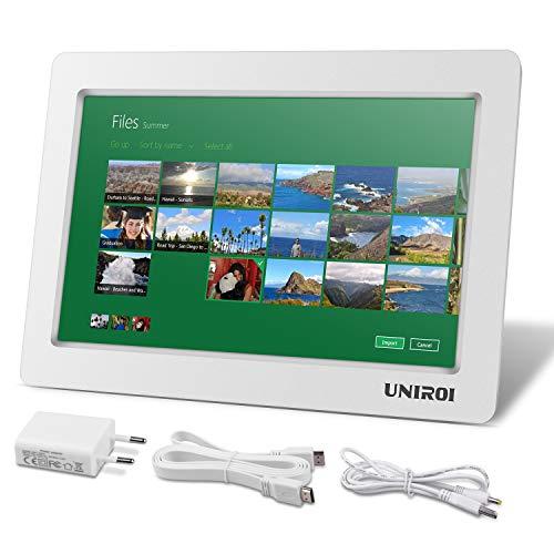 Jun/_Electronic per Raspberry Pi 3 B 3,5 Pollici Monitor Touch Screen Display LCD TFT HDMI con Custodia per Schermo Pi e Istruzioni per Driver per Raspberry Pi 3 B