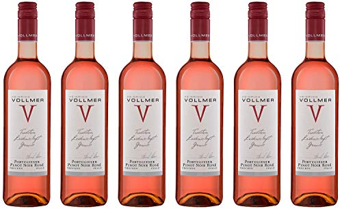 Portugieser Pinot Noir Rosé Vollmer Trocken (6 x 0.75 l)