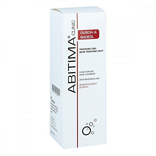 ABITIMA Clinic Dusch- und Badeöl 200 ml