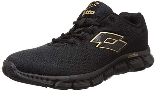 Lotto Men's Vertigo Black Running Shoes - 9 UK/India(43.33 EU)(AR4840-010)