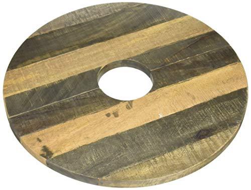 ハングアウト プランツテーブル マンゴー材 直径45cm PLT-C45(MG)の写真