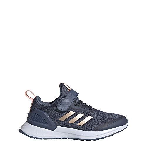 adidas Buty do biegania dla dzieci RapidaRun X EL C, wielokolorowa - Wielokolorowy Tintec Cobmet Tinley 000-31 EU