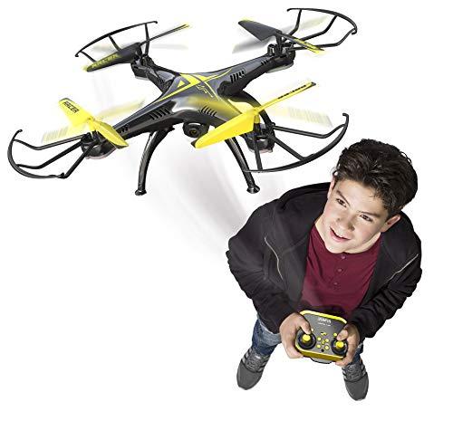 Silverlit Flybotic by Spy Racer drone enfant avec caméra télécommandé-Mode sans tête-Multidirectionnel-Utilisation intérieure/extérieure, 84842, toy, embarquée