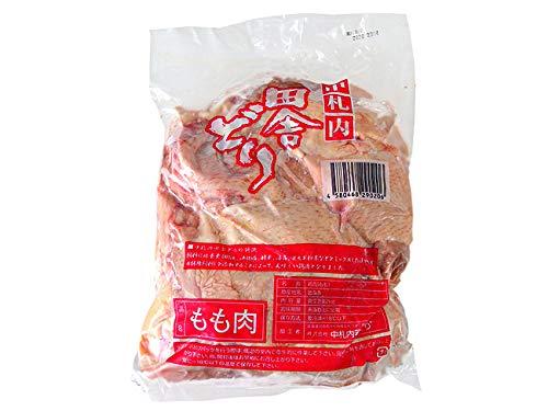 中札内田舎どり 鶏もも肉2kg(北海道中札内村産)国産鶏肉 北海道産鶏もも肉(十勝)(中札内若鶏 北海道の銘柄鶏)飼料自家配合 北海道河西郡中札内村