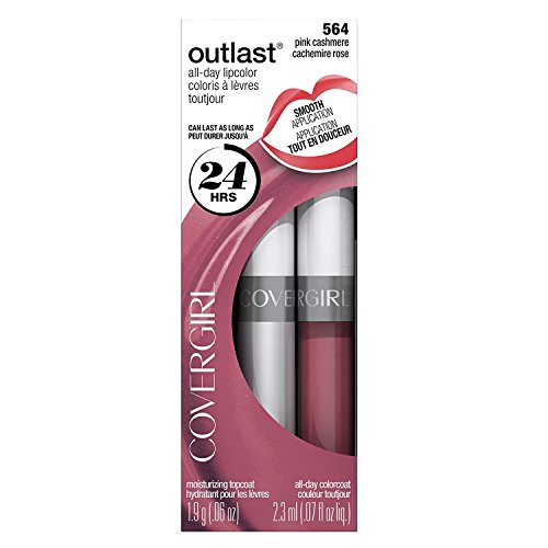 COVERGIRL Outlast All-Day Moisturizing Lip Color Pink