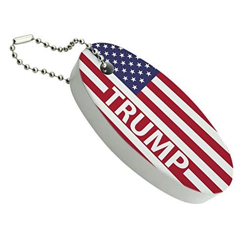 President Trump American Flag Fl...
