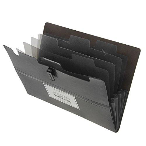 ファイル a5 フォルダー 6ポケット ファイルケース?持ち運び 仕分けファイル?おしゃれ ファイルフォルダー 多機能 クリアポケット 防水 大容量 収納 書類収納ケース 新聞 雑誌 資料 契約書 書類 領収書 楽譜 説明書 保証書 収納ケース おしゃれ