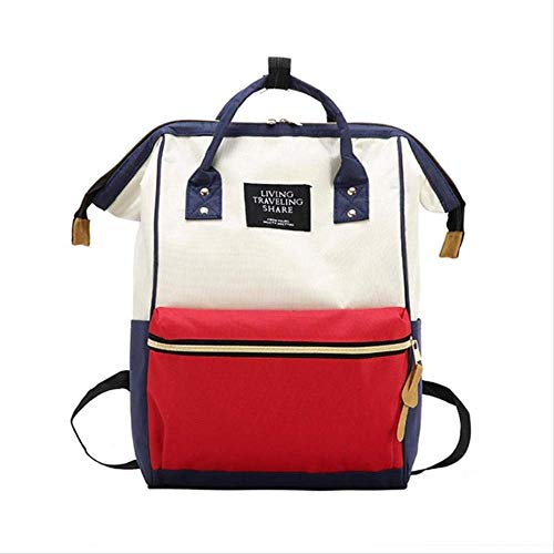 Sac à Dos Mode Momie Sac à Dos Oxford Girls Maternity Nappy Bags Sacs à Dos Grande capacité pour Maman (Multicolor15