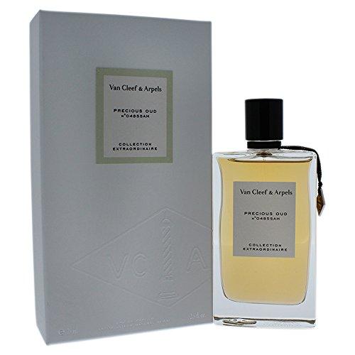 Van Cleef and Arpels Collection Extraordinaire femme/woman, Presious Oud Eau de Parfum Vaporisateur, 1er Pack (1 x 75 ml)