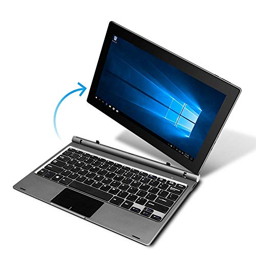 YUNTAB GA116C 2 in 1 Laptop Tablet,...