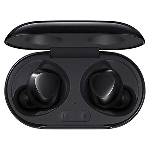 Auriculares Bluetooth inalámbricos 5.0, auriculares estéreo de doble cara en la oreja, auriculares sensibles al tacto se pueden controlar con un botón, compatible con todos los teléfonos inteligentes