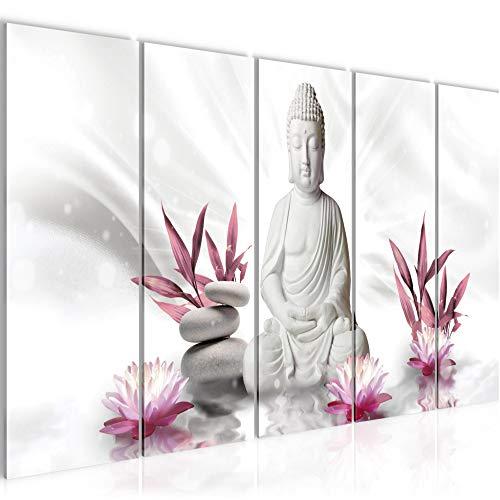 Decoración de la mesa de Buda Mural - 150 x 60 cm...