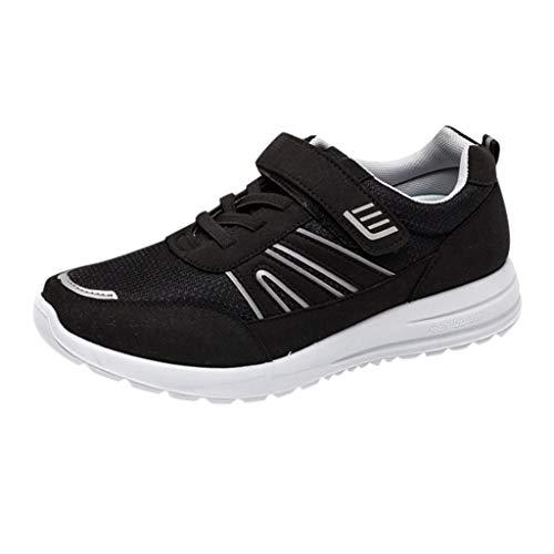 FRAUIT heren sneakers loopschoenen werkschoenen heren S3 licht ademend sportschoenen Outdoor Comfort veiligheidsschoenen antislip sportief jogger demping schoenen met klittenbandsluiting