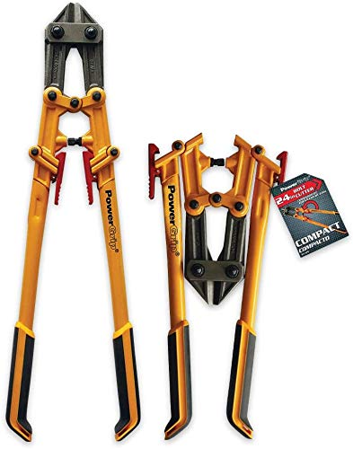 Power Grip Bolt Cutter, 39-118, 18 Inches