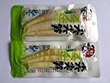 3 Pound (1362 grams) Vacuum packaged fresh tender bamboo shoots from China