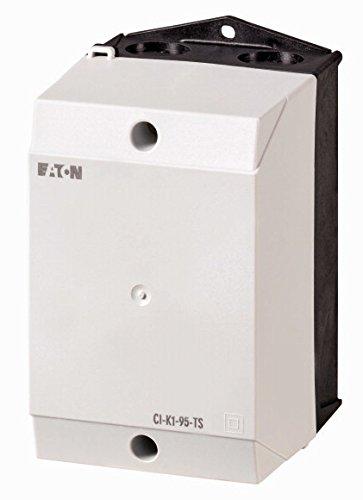 Eaton 206881 Isolierstoffgehäuse CI-K1, H x B x T = 120 x 80 x 95 mm, Tragschiene
