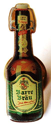 Barre Bräu - Flasche - Pin 30 x 9 mm