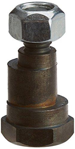 Stubai 113017 Vis excentrique pour coupe-boulon 112902, Noir