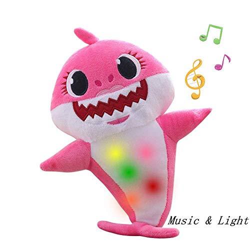 Lsxszz8-Weichem Plüsch Baby Shark Toy Weichem Plüsch Shark
