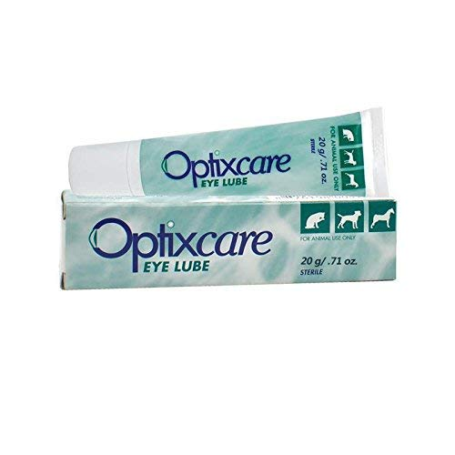 Aventix Optixcare Eye Pet Lube Lubricante para Perros y Gatos 20 Gramos