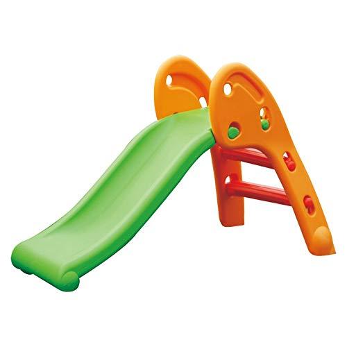 ATAA Tobogán para niños y niñas Plegable - tobogán Infantil para jardín Parques e Interiores - Ideal para Dentro de casa o jardín Ideal para niños y niñas