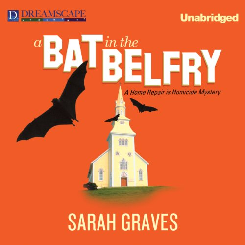 A Bat in the Belfry audiobook cover art