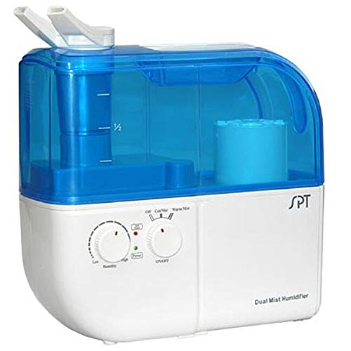 SPT SU-4010 Ultrasonic Warm/Cool Humidifier review