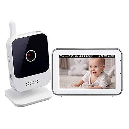 YSODFQL Vigilabebés Inalambrico Bebé Monitor con Cámara 5