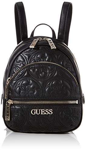 Guess GUESSManhattan Small BackpackMujerNegroTaglia Unica