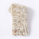 Marled Basketweave Throw | west elm