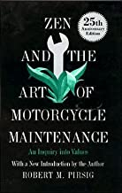 Zen and the Art of Motorcycle Maintenance (text only) by R. M. Pirsig