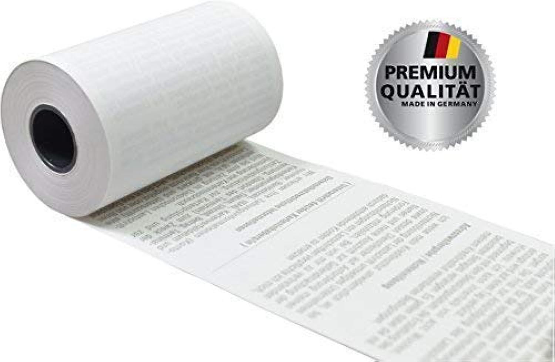 VEIT GmbH EC ThermGoldllen mit SEPA-Lastschrifttext 57mm x 14m x 12mm [ØRolle 35mm] Drucker schonend 55g m² (50) B01KV8K9RE | Ausgezeichnete Qualität