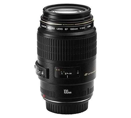 Canon EF 100mm/1:2,8 USM Macro Obiettivo