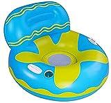 XWYSSH Piscina de Verano, Cama Inflable, Cama portátil, Silla Flotante de Piscina con portavasos, colchón Inflable Fiesta acuática de Verano, Playa